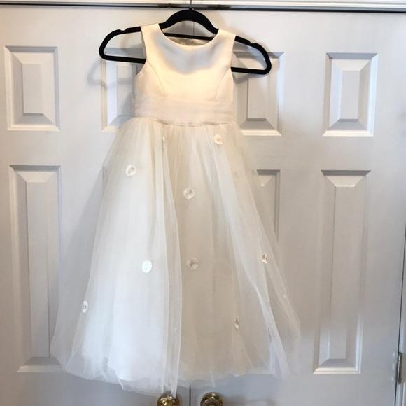 David\'s Bridal Dresses | Flower Girl Dress Little Girl Size 5 Off ...